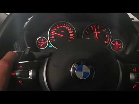 BMW F30 320d 184hp 100 - 200 kmh remap stage1 vs STOCK