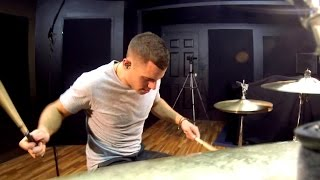 Architects - Gravedigger (Drum Cover & Lesson) by Troy Wright