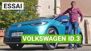 Essai Volkswagen ID3 : une TESLA made in Germany avant l'heure ?