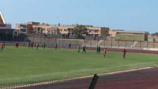 preview picture of video 'ES Mostaganem 0 - 1 O Medea / 25.04.2014'