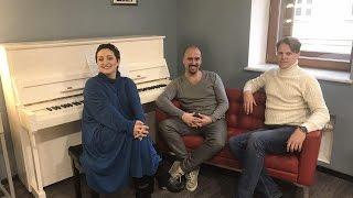 Иван Ожогин, Этери Бериашвили, Дмитрий Янковский о classical crossover.