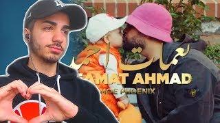 AN MAMA & PAPA ? Moe Phoenix - Neamat Ahmad (prod. by Gee Futuristic) - Reaction Reaktion