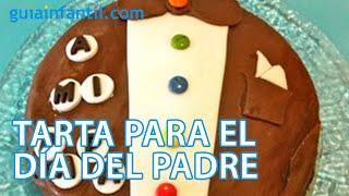 Receta de tarta para el Día del Padre