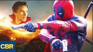 10 Marvel Superheroes Who Could Defeat Deadpool