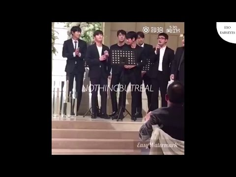 EXO - 좋아좋아 (I Like You) At Lee Seunghwan Manager's Wedding [KR/EN/TH CC] Mp3