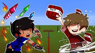 Build Swap SABOTAGE EDITION [Minecraft Minigame]