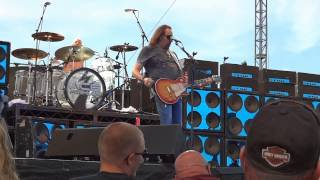 ACE FREHLEY-ROCKET RIDE-JACKSON MICHIGAN-7/13/12