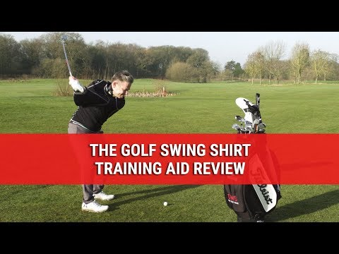 THE GOLF SWING SHIRT – TRAINING AID REVIEW