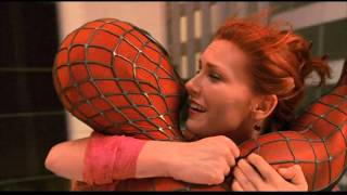 Spider-Man Saves Mary Jane From The Balcony (Original Version & Deleted Scene) - Spider-Man (1080p)
