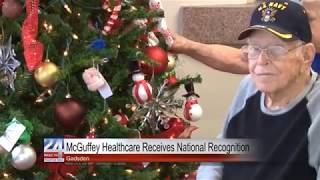 McGuffey Nursing Home Receives National Recognition