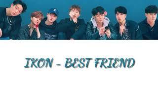 best friend ikon lyrics easy - ฟรีวิดีโอออนไลน์ - ดูทีวี