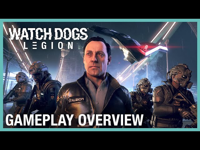 Watch Dogs Legion Release Date And All The Latest Details Pcgamesn