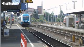 preview picture of video 'ER 20 [BR 223] und der alex [Länderbahn] in Weiden'