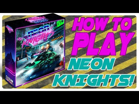 How to Play - Neon Knights: 2086