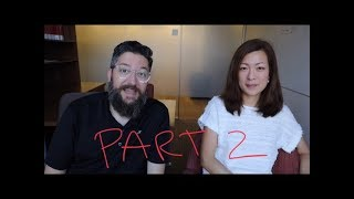 how to immigrate to the US (part 2) v2.41 | PARIS CATACOMBS TOUR | a tax lawyer vlog