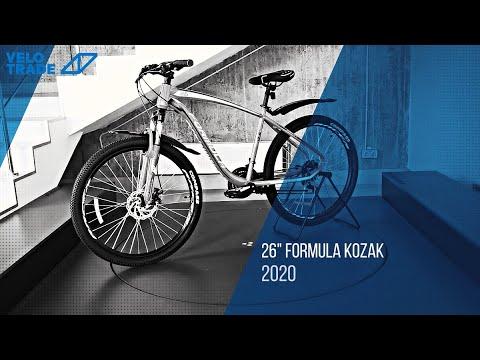 """Велосипед 26"""" Formula KOZAK 2020: video"""