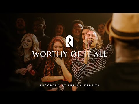 Worthy Of It All - Youtube Live Worship