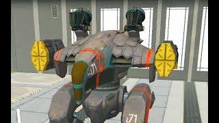 War Robots [3.8] Test Server -  3 NEW Robots and New Game Mode