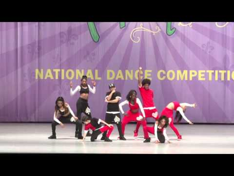 Best Hip Hop // WE ON ONE - Kast Academy of the Arts [Cupertino, CA]
