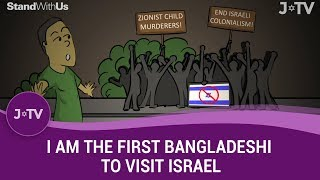 The amazing story of the FIRST EVER Bangladeshi to visit Israel - Dr Shadman Zaman.