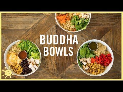EAT | Buddha Bowls 3 Ways