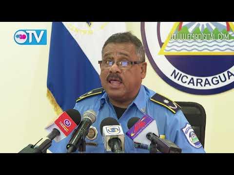 Policía Nacional desarticula bandas delincuenciales que operaban en Managua