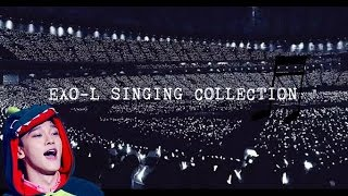 Collection of EXO-L Singing