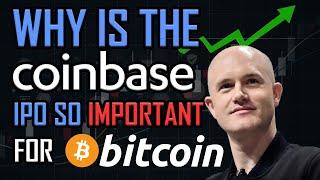 Coinbase-IPO-Auswirkungen auf Bitcoin