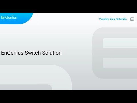 EnGenius Webinar - Introducing New Virtual PoE Switches