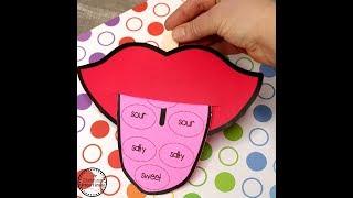 The 5 Senses Preschool Activities