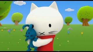 Котенок Мусти - Обучающий мультфильм для самых маленьких