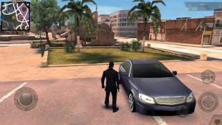 Gangstar Rio Android gameplay