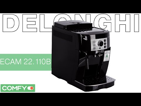 Фото - Кофеварка эспрессо автомат Delonghi ECAM22.110.B