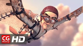 "CGI Animated Short Film HD ""Le Constructeur de Malheur Short"" by Kristin, Manuel, Philipp, Peter"