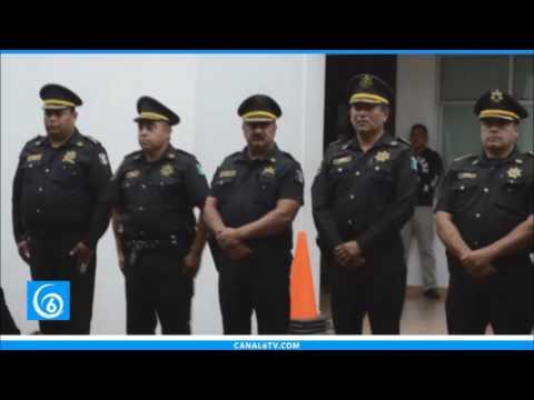 Dirección de Seguridad Pública de Chimalhuacán implementará nueva estrategia para el combate a la delincuencia