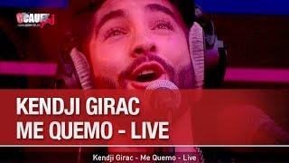 Kendji Girac - Me Quemo - Live - C'Cauet sur NRJ