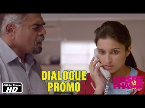 Chinese Parineeti - Dialogue Promo - Hasee Toh Phasee
