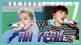 [Comeback Stage] WINNER   AH YEAH,  위너   아예  Show Music Core 20190518