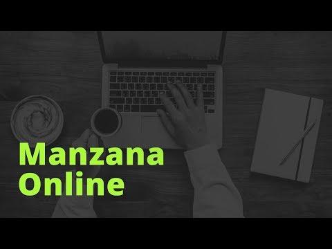 Видеообзор Manzana Online