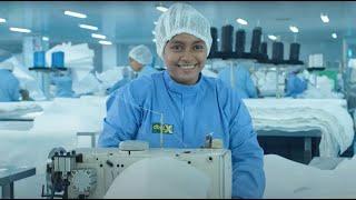 Video: Velká továrna na velké pytle