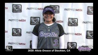 Alicia Orosco