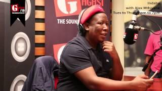Julius Malema Interview with Alex Mthiyane