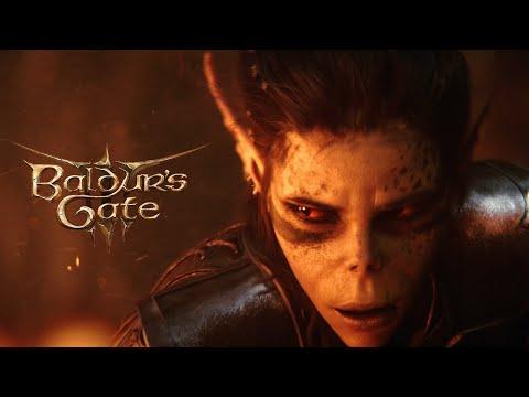 Introductionen CGI de Baldur's Gate III