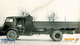 Russia's Steam Powered Truck