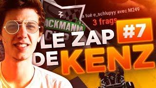 ZAP DE KENZ #7 - UN STREAMER, DE L'ESPORT ET DES VOITURES
