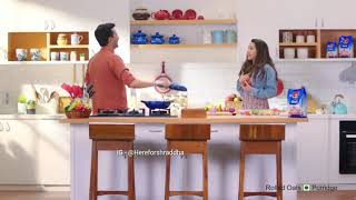 Kapoor and Khanna in the kitchen! As Shraddha craves for Poha,