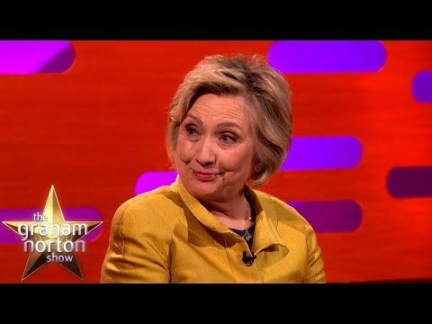 Hillary Clinton na inauguraci i na Twitteru
