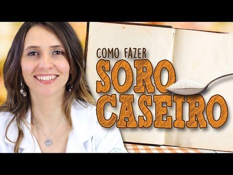 Imagem ilustrativa do vídeo: Como fazer soro caseiro