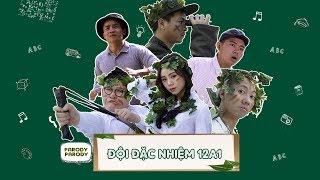 [Nhạc Chế] ĐỘI ĐẶC NHIỆM 12A1 - ĐỖ DUY NAM - TRAI NGOAN - THÁI DƯƠNG - MV PARODY