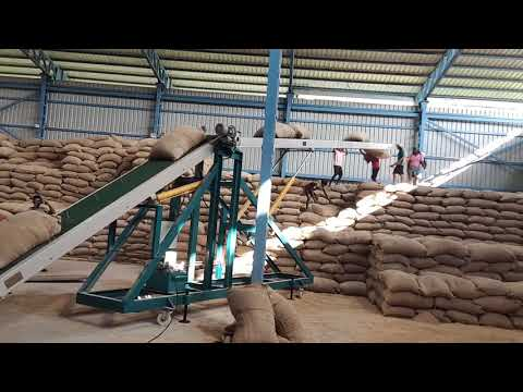 Bags Stacking Conveyor System